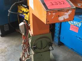 Plastic Granulator 3.0 HP Crompton Parkinson 415 Volt Electric - picture8' - Click to enlarge