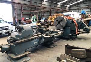 Lang BIG BORE METAL LATHE