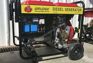 Diesel Generator 6.25kVA with electric start