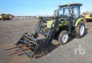 Agrison   EU604 MFWD Tractor