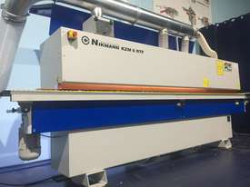 NikMann KZM6-v37 100% Made in Europe heavy duty edge banders  - picture0' - Click to enlarge