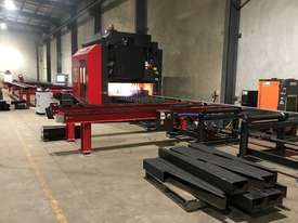 PythonX2 Robotic Structural Steel Fabrication System - picture0' - Click to enlarge