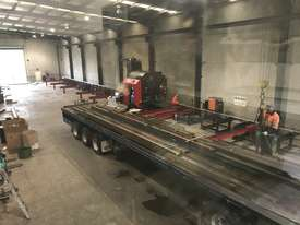 PythonX2 Robotic Structural Steel Fabrication System - picture2' - Click to enlarge
