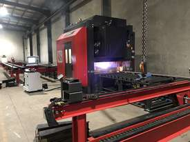 PythonX2 Robotic Structural Steel Fabrication System - picture3' - Click to enlarge