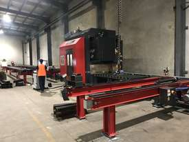 PythonX2 Robotic Structural Steel Fabrication System - picture4' - Click to enlarge