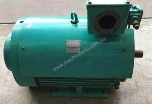 110 kw 150 hp 2 pole 415 volt AC Electric Motor