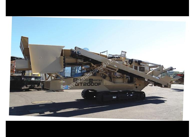 ASTEC GT200 DF CONE CRUSHER