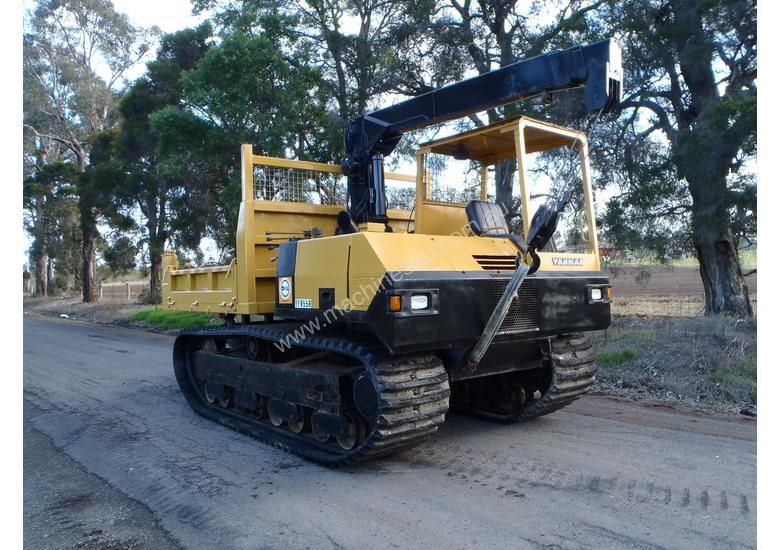 Yanmar YFW55R All Terrain Dumper Off Highway Truck