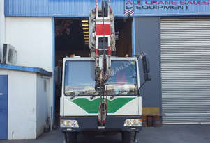 25 TONNE ZOOMLION QY25V 2012 - ACS
