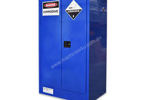 350 Litre Indoor Chemical/Corrosive Substances Cabinet. Australian made to meet Australian Standards