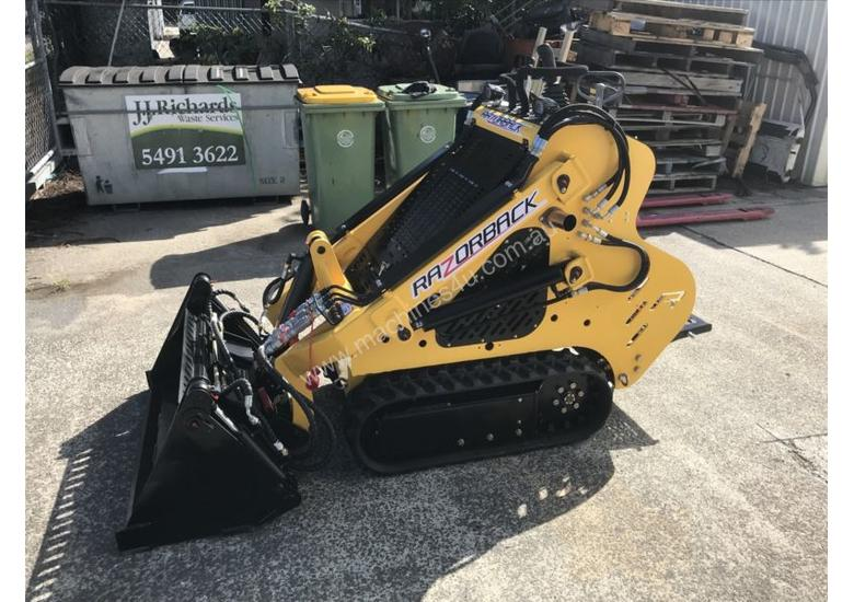 Razorback Mini Track Loader