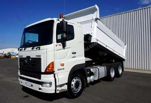 2011 Hino FS 2848 (6x4) Automatic Bisalloy Tipper