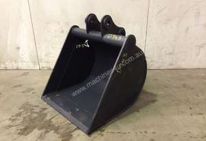 UNUSED 600MM GUMMY BUCKET TO SUIT 2-3T EXCAVATOR D943