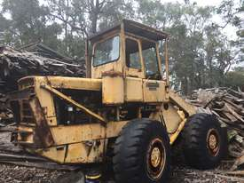 Hough Wheel loaders - picture1' - Click to enlarge
