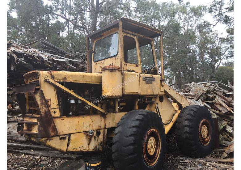 Hough Wheel loaders