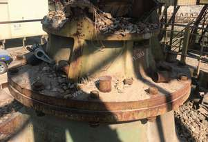 CONE CRUSHER ALLIS CHALMER 45
