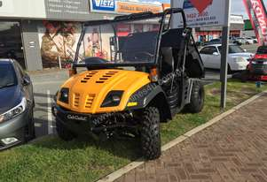 CUB CADET VOLUNTEER UTILITY 4X4 ****DEMO UNIT*****