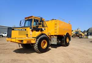 Volvo   A20C 4x4 Water Truck