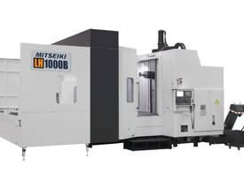 Mitseiki LH-1000 Horizontal Machining Centre - picture0' - Click to enlarge