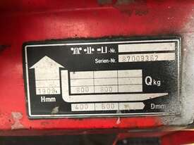 Jungheinrich ECP160LG Stock Picker Forklift - picture3' - Click to enlarge