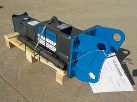 Unused 2018 Hammer HM250 Hydraulic Breaker - picture1' - Click to enlarge