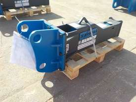 Unused 2018 Hammer HM250 Hydraulic Breaker - picture2' - Click to enlarge