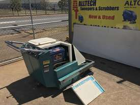 Tennant 186E Battery powered industrial walk behind - $2,500 +GST - picture9' - Click to enlarge