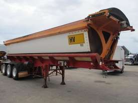 Azmeb Tri Axle Side Tipper Trailer - picture0' - Click to enlarge