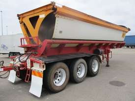 Azmeb Tri Axle Side Tipper Trailer - picture2' - Click to enlarge