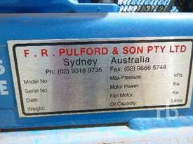 PULFORD TS1000S Air Compressor - picture5' - Click to enlarge
