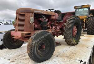 David Brown   25c 2wd Tractor