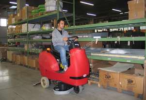 RCM Drive T Disc Rider Floor Scrubber