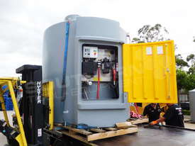 Bunded Diesel Fuel Tanks 10,000L with MC Box Fully Certified for Australia TFBUND - picture0' - Click to enlarge