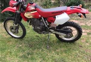 Honda XR400 Motor bike for sale