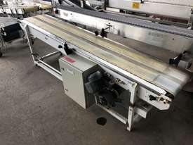 Flat Belt Conveyor - picture0' - Click to enlarge