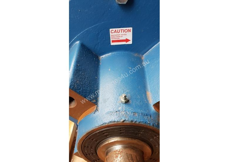Benzlers Reduction Gearbox