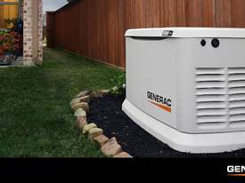 8kVA Generac Home Backup Gas Generator  - picture0' - Click to enlarge