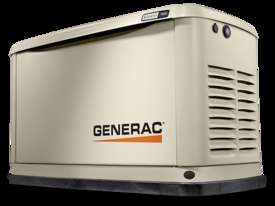 8kVA Generac Home Backup Gas Generator  - picture1' - Click to enlarge