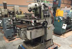Used MRF Model FU145 Universal Milling Machine