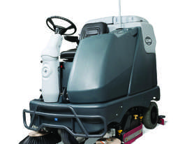 Nilfisk SC6500 1300D L16 Battery Ride On Scrubber - picture0' - Click to enlarge