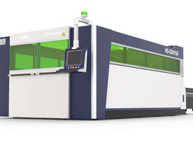 ** IN STOCK ** HSG 3015A 1kW Fiber Laser Cutting Machine - SANYO, ALPHA   - picture0' - Click to enlarge