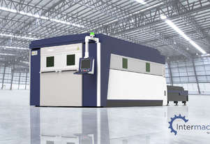 HSG 3015A 1.5kW Fiber Laser Cutting Machine
