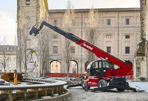 Magni RTH 5.21 SH rotational telehandler - BUY NOW