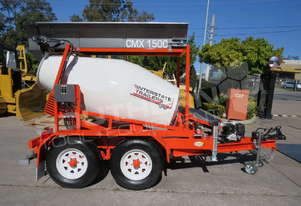 Interstate Trailers CMX1500 Concrete Mini Mixer ATTMIX