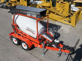 Concrete Mini Mixer Interstate Trailers CMX1500 Mixer Trailer ATTMIX - picture3' - Click to enlarge