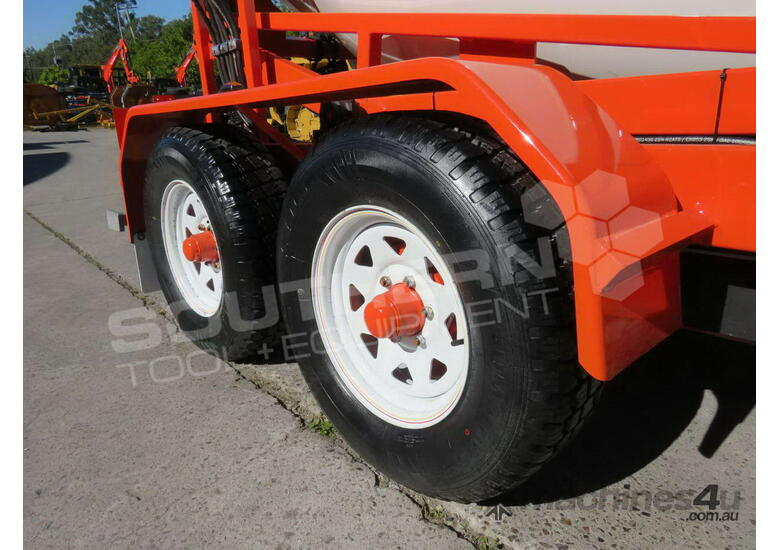 Concrete Mini Mixer Interstate Trailers CMX1500 Mixer Trailer ATTMIX