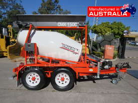 Concrete Mini Mixer Interstate Trailers CMX1500 Mixer Trailer ATTMIX - picture0' - Click to enlarge