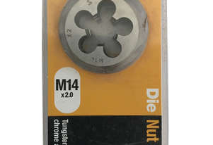 Sutton Tools Die Nut M14 x 2.0 Tungsten chrome alloy PM9574