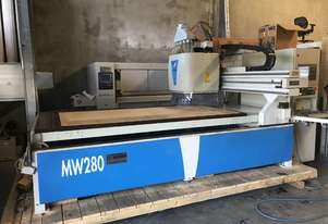 Masterwood flat table nesting machine