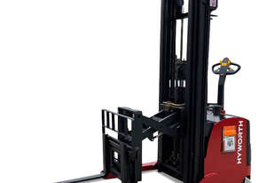 HYWORTH 1.5T Walkie Reach Stacker Forklift FOR SALE